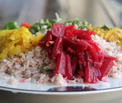 Beetroot Curry Sri Lankan Style