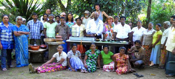 The Slow Food Movement launched their new convivium in Nuwara Eliya