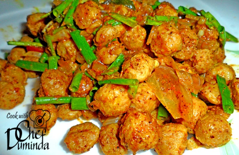 Soya meat archives sri lankan food recipes sweet and sour soya tempered forumfinder Images